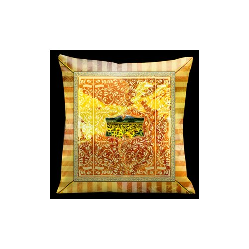 Lama Kasso Aged Effect Pillow
