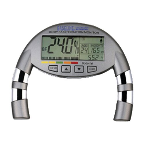Hand-held Body Fat Monitor
