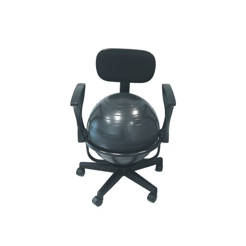 Cando Adjustable Ball Chair