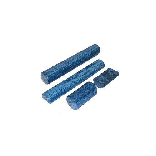 Cando Extra Firm Blue EVA Foam Roller