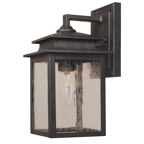 World Imports Sutton Outdoor 2 Light Wall Sconce