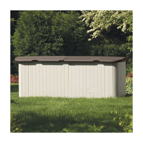 Suncast 7.5ft. W x 3ft. D Resin Tool Shed
