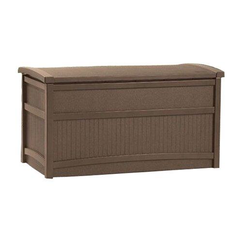 Suncast Resin 50 Gallon Deck Box
