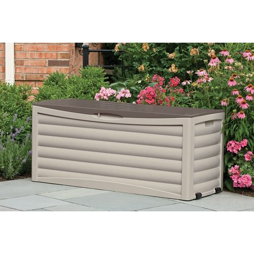 Suncast Resin Patio Storage Box