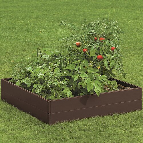 8-Panel Raised Garden Bed