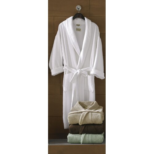Kassatex Fine Linens Bamboo Bath Robe