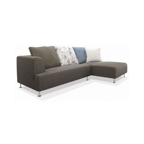 Blossom Left Fabric Sectional