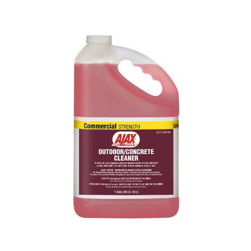 Ajax Expert Outdoor / Concrete Cleaner Citrus Scent Bottle
