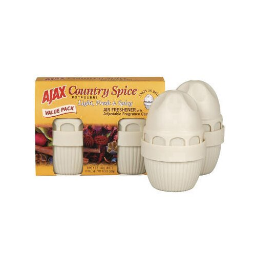 Ajax Country Spice Potpourri Air Freshener - 5-oz. / 2 per Pack
