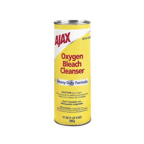 Ajax Oxygen Bleach Powder Cleanser Canister