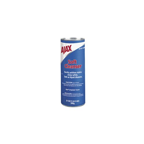 Ajax Soft Cleanser with Chlorine Powder Canister