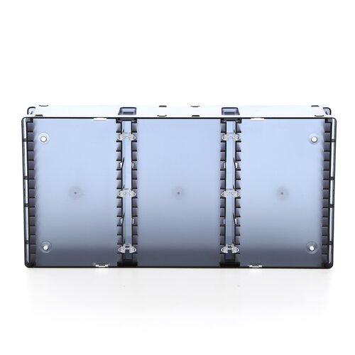 Atlantic Disc Module 21 DVD/45 CD Multimedia Tabletop Storage Rack