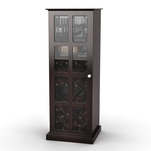 Atlantic Windowpane Bar Cabinet