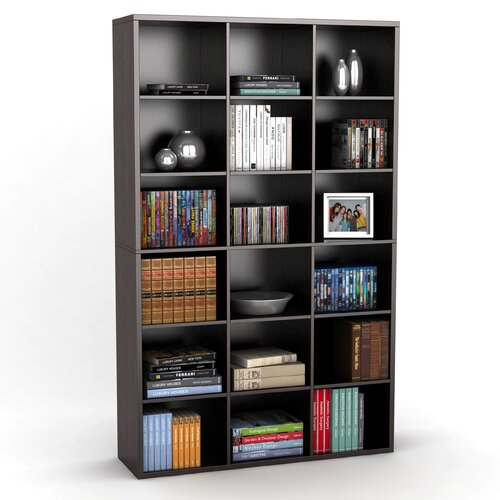 "Atlantic Versa 60.75"" Bookcase"