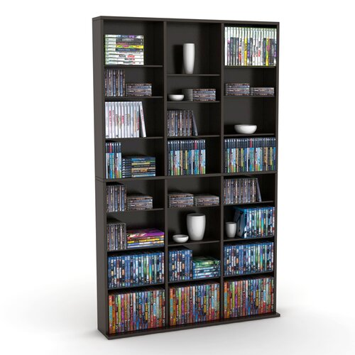 Oskar Multimedia Storage Rack