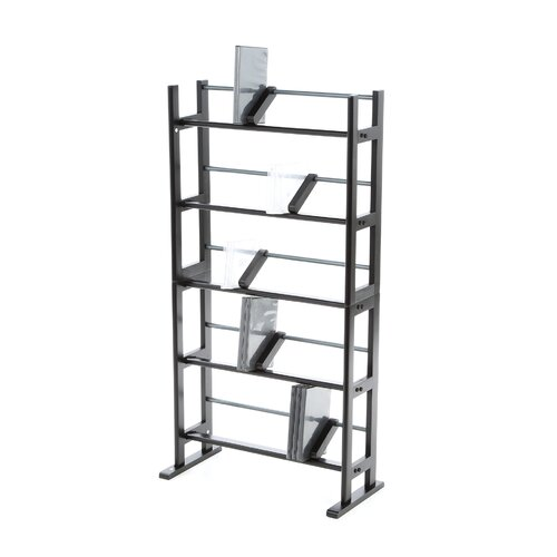 Element DVDs and Blu-Rays Multimedia Storage Rack