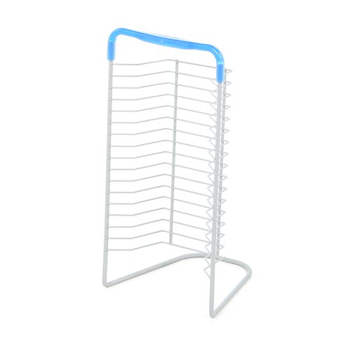 16 Blu-Ray Multimedia Nestable Wire Rack