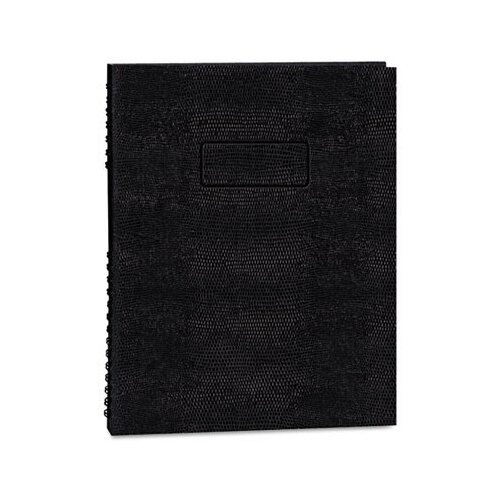 Blueline® Exec Wirebound Notebook, College/Margin Rule, 8-1/2x11, 200 Sheets