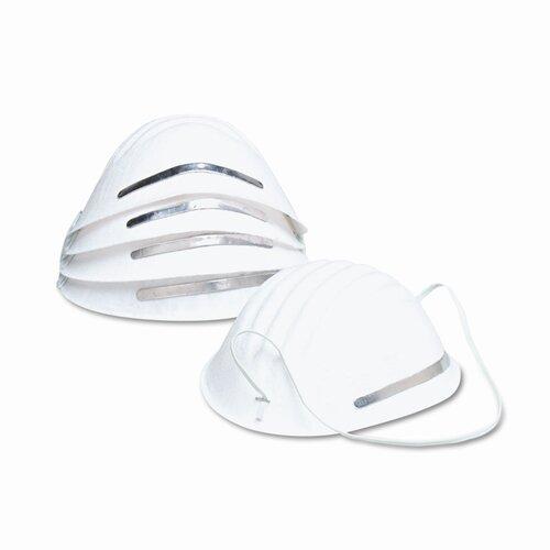 Bodygear Comfort Dust Masks, 5 per Pack