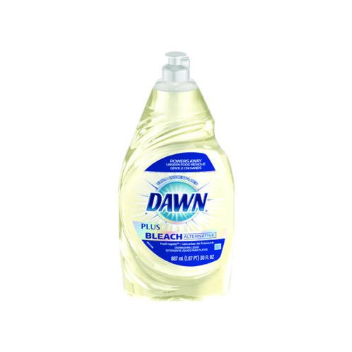 Dawn Manual Pot and Pan Dish Detergent Liquid Bottle