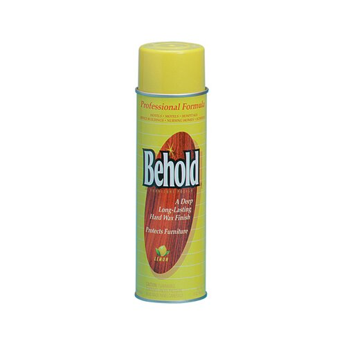 Ecolab Professional Behold Furniture Polish 16-Ounce Aerosol Cans