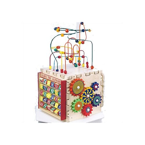 Deluxe Mini Play Cube Activity Toy
