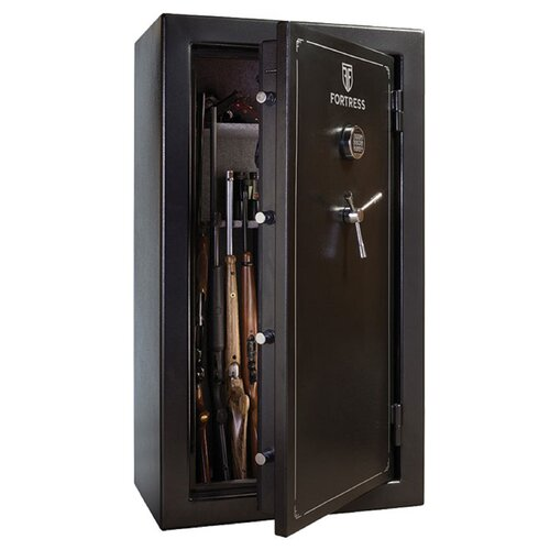 Heritage 1 Hr Fortress Electronic Lock 18 Gun Fire Safe