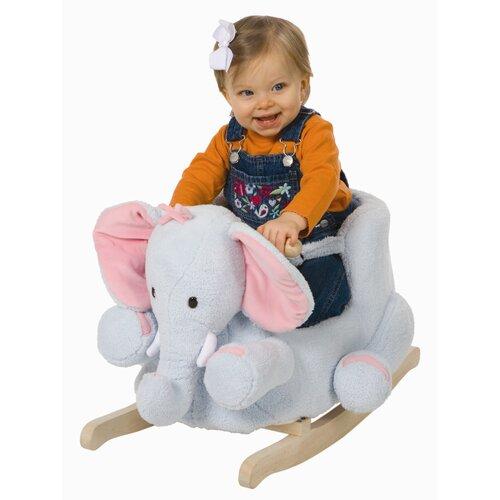 ALEX Toys Elephant First Rocker
