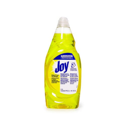 Joy Lemon Scent Dishwashing Liquid Bottle