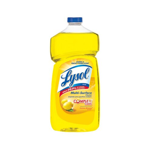 Lysol All-Purpose Lemon Breeze Scent Liquid Cleaner