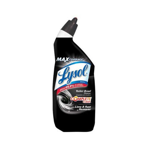 Lysol Liquid Wintergreen Scent Toilet Bowl Cleaner (Carton of 12)