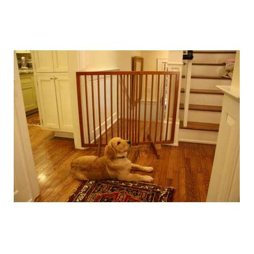 Extra Tall Freestanding Pet Gate
