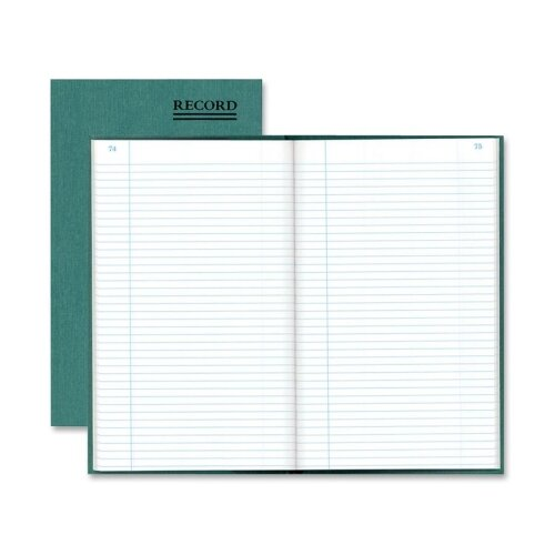 National® Brand Emerald Series Account Book, 150 Pages