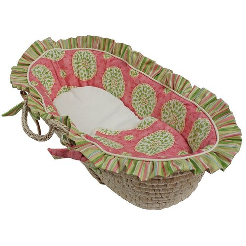 Medallion Moses Basket