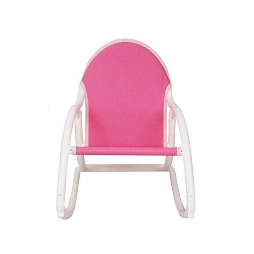 Kid's Canvas Rocking Chair
