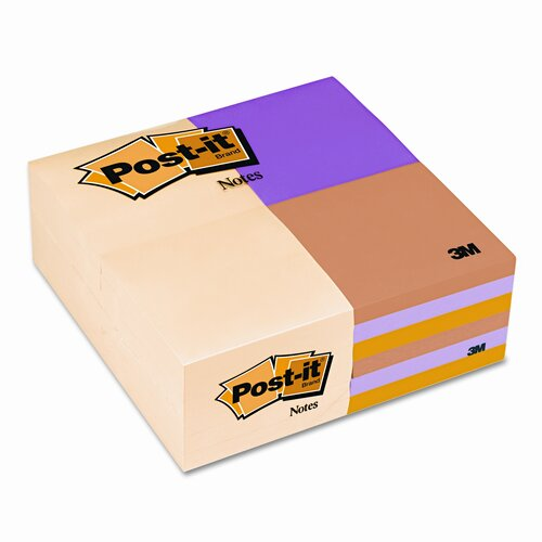 Post-it® Note Pad, 24 Pack