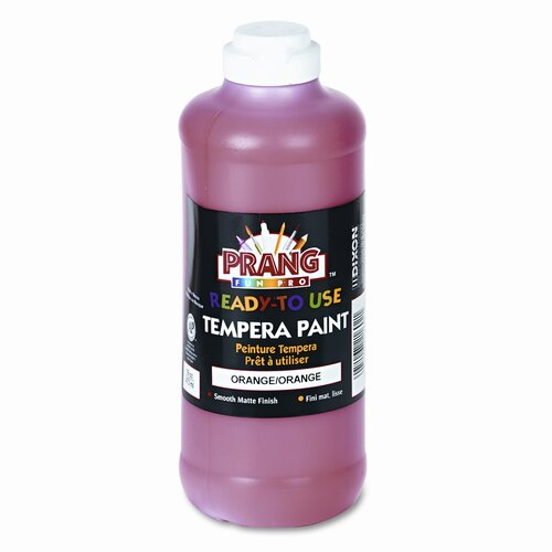 Prang® Ready-To-Use Tempera Paint, 16 oz