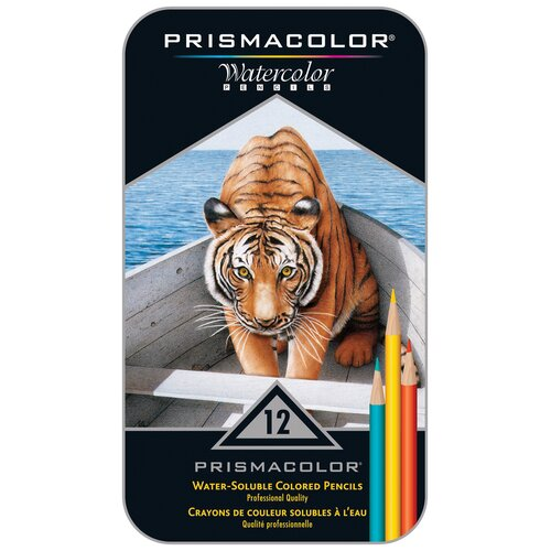 Prismacolor® Premier Watercolor Pencils
