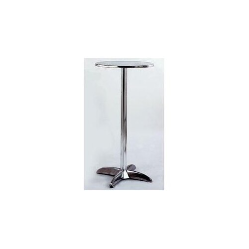 "Alston 24"" Round Top Aluminum Table"