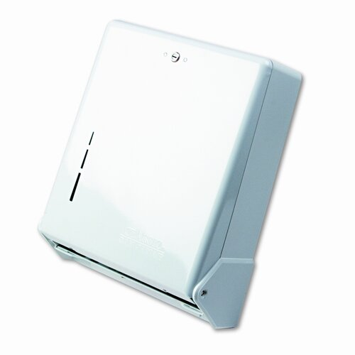 Fold Metal Front Cabinet Towel Dispenser