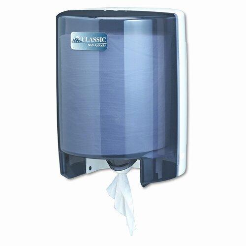 San Jamar Classic Center Pull Towel Dispenser