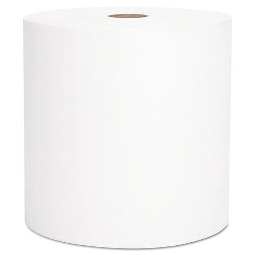 Scott Hard Roll 1-Ply Paper Towels - 6 Rolls per Pack