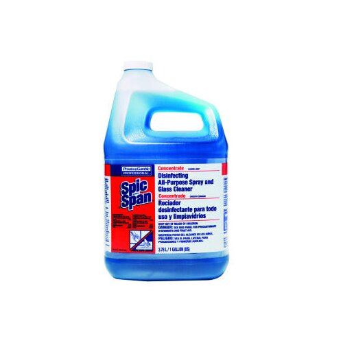 SPIC & SPAN Disinfecting All-Purpose Spray and Glass Cleaner