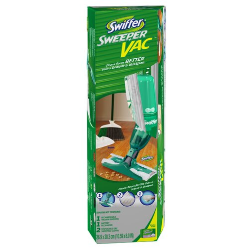 Swiffer SweeperVac Kit