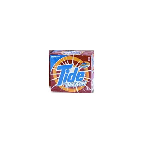 Procter & Gamble Commercial Tide Laundry Detergent w/Bleach, 26oz Box