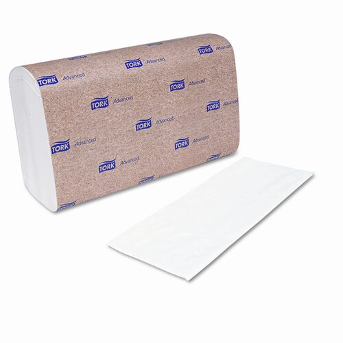 Tork® Interfold 2-Ply Paper Towels - 144 Towels per Pack / 21 Packs