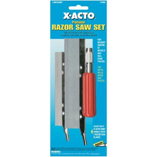 X-ACTO® Precision Razor Saw Set
