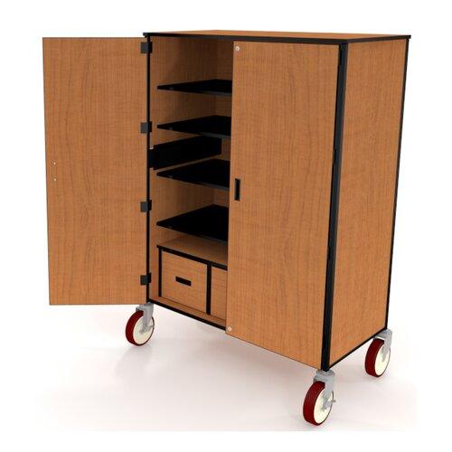 12 Drawer Mobile Organizer