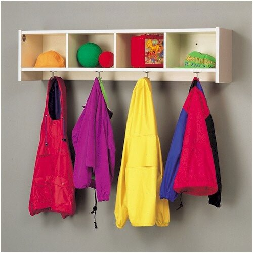 Fleetwood Koala-Tee Coat Rack with Cubbies