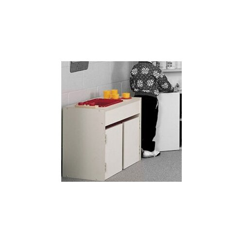 Fleetwood Koala-Tee Play Kitchen Sink and Counter Cabinet